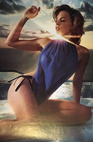 Brand New Poster Kylie Minogue Light years