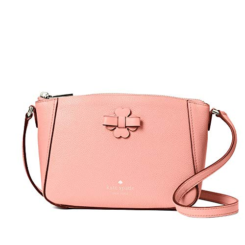 Kate Spade Talia Leather Zip Crossbody Bag Purse Handbag