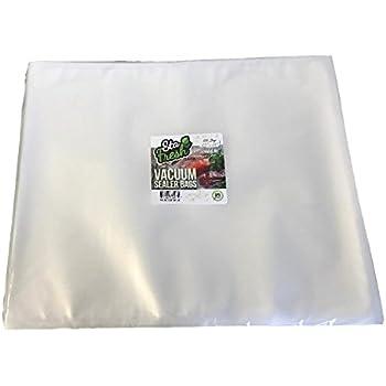Amazon Com Sta Fresh 15 X 18 Vacuum Sealer Bags 3 5mil