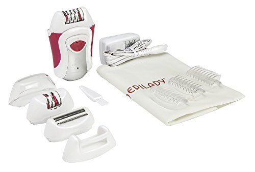Epilady EP-920-201 Europa Wet/Dry Rechargeable Epilator by Epilady