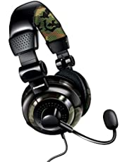 Universal Elite Wired Headset for PS4, Xbox One, PS3, Xbox 360, WiiU and PC