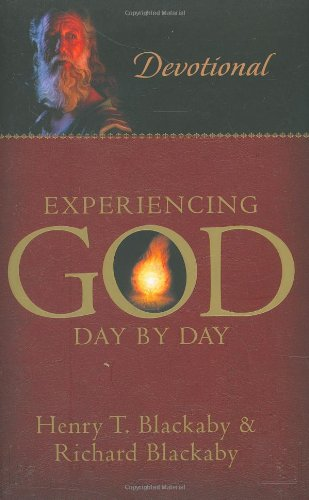 Experiencing God Day by Day: - Dallas Fort Malls Worth
