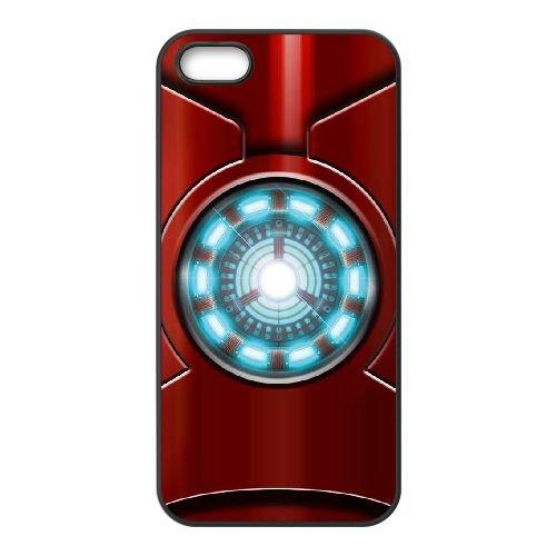 Iron Man P35Bo7 cover iphone 5 5S 5Se Cell Phone Case Black jqbPa0 Plastic Phone Case For Women