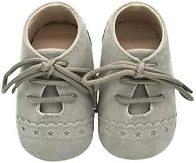 adbcff328a7 DEBAIJIA Soft Leather Baby Boys Girls Shoes Suede Leather Toddlers Shoes  Anti-Slip Fashion Casual