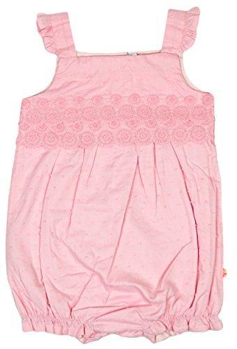 bebé niña Borde De Encaje Sin Mangas Mono Pelele Conjunto tallas de recién nacido a 12 meses - Rosa, 0 - 3 Months: Amazon.es: Ropa y accesorios