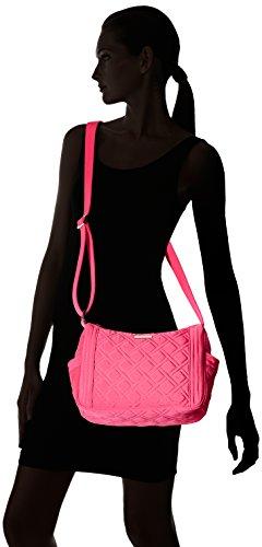 Crossbody Women's Fuchsia Crossbody the Bag Vera Bradley On Go 57xOqw00Bn