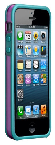Case Mate CM022484  Haze Case für Apple iPhone 5 lila