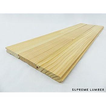 Wood Flooring Douglas Fir Solid Wood Floor Unfinished Wood Flooring
