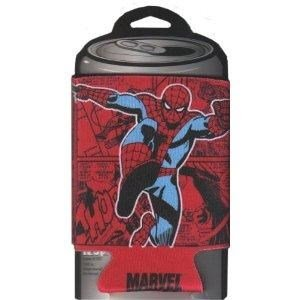 Spider-Man Retro Comic Wrap Huggie Can Holder