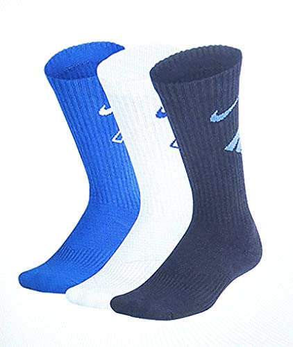 Nike 3-pk. Performance Crew Socks - Boys ()