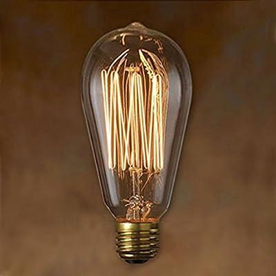 [エジソンバルブ] レトロな雰囲気を醸し出す電球