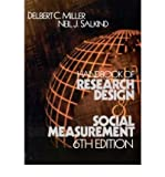 img - for [(Handbook of Research Design and Social Measurement )] [Author: Delbert C. Miller] [Mar-2002] book / textbook / text book