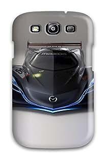 Slim Fit Tpu Protector Shock Absorbent Bumper Mazda Furais 32 Case For Galaxy S3