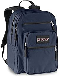 Big Student Backpack (Deep Navy)
