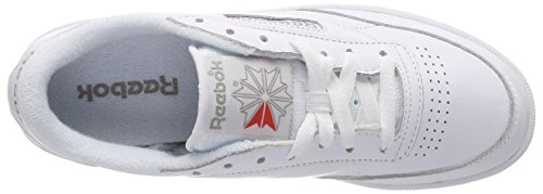 Sneakers Reebok Club 35 White Carbon EU Femme Collegiate Excellent Archive C Red White Basses 85 Navy Blanc wrInqTH4r