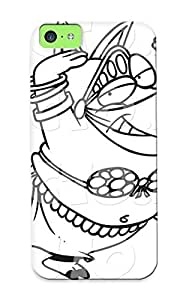 meilinF000New Arrival Case Cover Smnclt-6536-awmxhrn With Design For ipod touch 4- Vector Of A Cartoon Belly Dancing Pig Coloring Page Outline Best Gift Choice For LoversmeilinF000