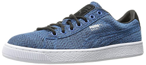 Basket Classic Culture Surf Fashion Sneaker, francese Blue-Puma Bla, 7 M US
