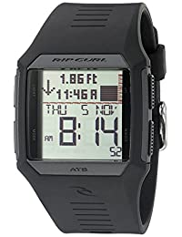 Rip Curl Men's Rifles Tide Watch Black Watch