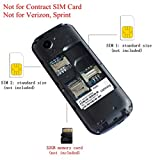 Ushining GSM Feature Phone Unlocked Dual SIM Card