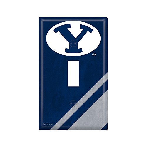 Brigham Young University Single Toggle Light Switch Cover NCAA