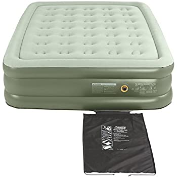 Coleman SupportRest Double High Airbed, Queen