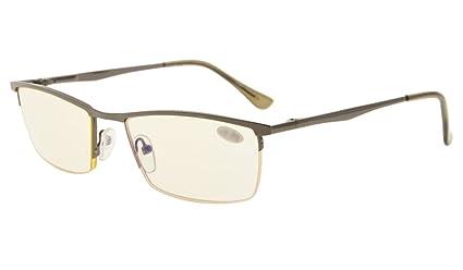 Eyekepper Struttura non Prescrizione dell'acciaio delle inossidabilePlastic Tempio occhiali da lettura per le donne+3.00 2NhzZJWwu