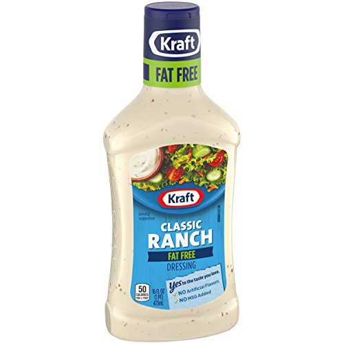 Kraft Brand Dressing Fat Free Classic Ranch, 16 oz