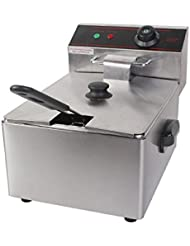Commercial Grade Deep Fryers Small