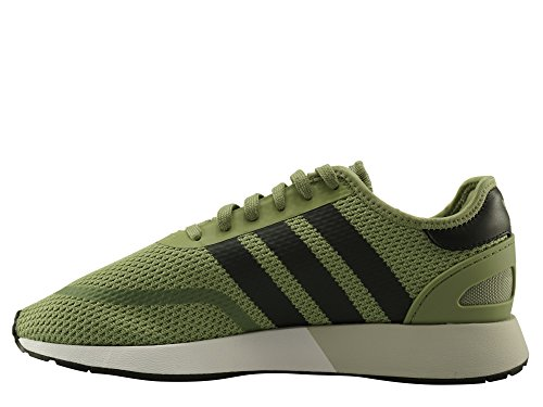 Adidas Herren Iniki Runner Cls Gymnastikschuhe Grün (tent Groen F16 / Carbon S18 / Ftwr Wit)