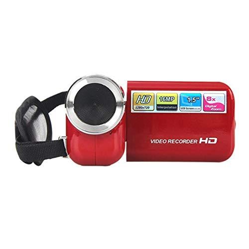 kigin Portable Rotatable 2.0 LCD Display Screen Mini Digital Video Camera Camcorders