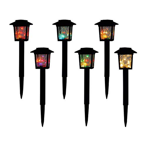 Japanese Garden Solar Lights in US - 4