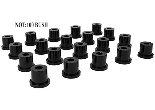 REV276.0006 - Nolathane - Bushing- Fits: 100 Pack - Toyota Landcruiser FJ75 Series
