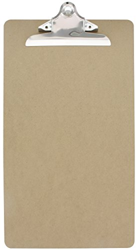 Emraw Legal Size Wood Clipboards (9