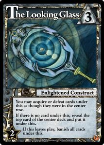 Ultra Pro Ascension AGPRM-033 The Looking Glass Promo Card -
