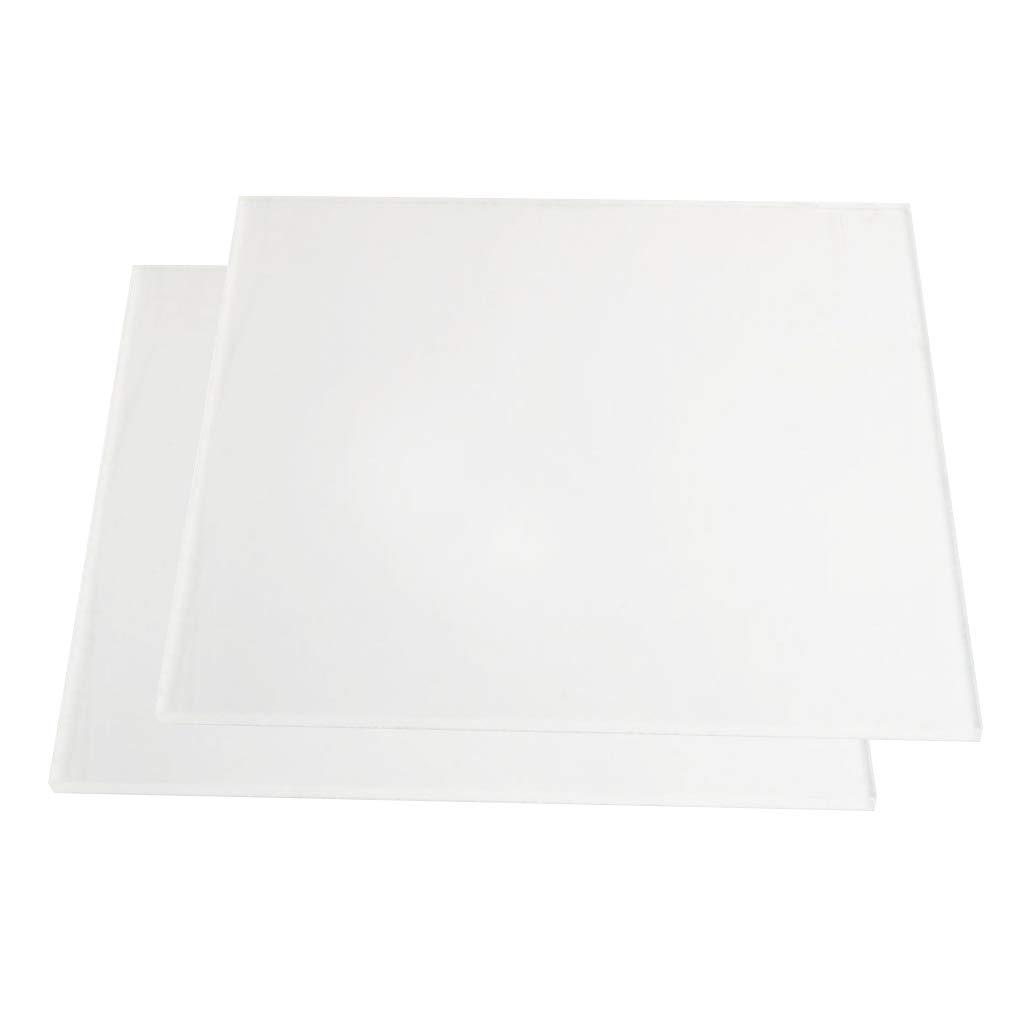 PVC Blatt Schaum Brett Plastikweißes Blatt DIY Modell Gebäude Handwerks