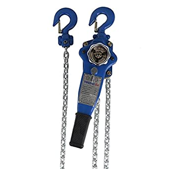 6.0 m Lever hoist Hoist Block and tackle Chain hoist 3000 kg 600 cm 3.0 t