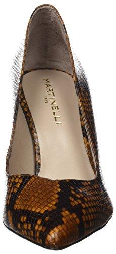997969861c363f Martinelli Damen Navia Geschlossene Schuhe mit Absatz Gelb (Senf) ...