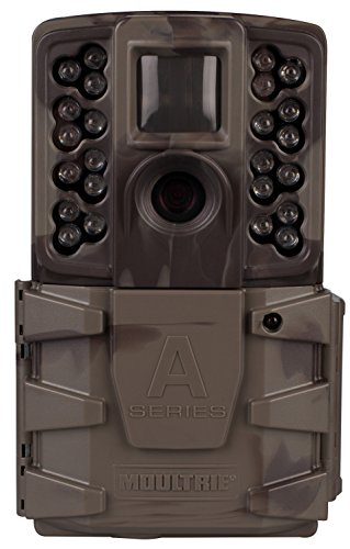Moultrie A-40 Game Cameras (2018) | A-Series| 14 MP | 0.7 S Trigger Speed | 720p Video | MOU Mobile Compatible
