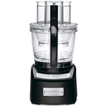 Cuisinart Elite Collection  Cup Food Processor Black