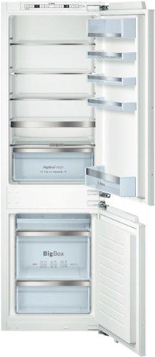 Bosch KIS86AF30 Serie 6 Einbau-Kühl-Gefrier-Kombination / A++ / Kühlen: 194 L / Gefrieren: 74 L / Super-Gefrieren / TouchControl