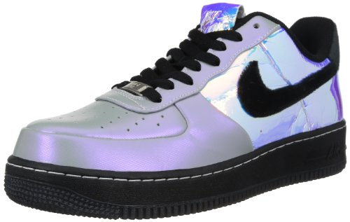 Nike Men's Air Force 1 Low CMFT PRM White/Black Basketball Shoe 10 Men US