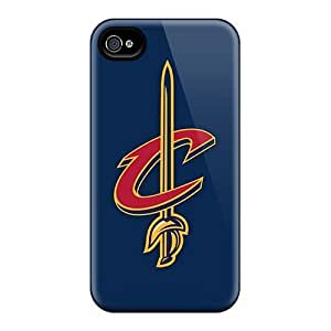 [hRF9767kyJp]premium Phone Cases Case For Sumsung Galaxy S4 I9500 Cover Nba Cleveland Cavaliers 1 PC Cases Covers