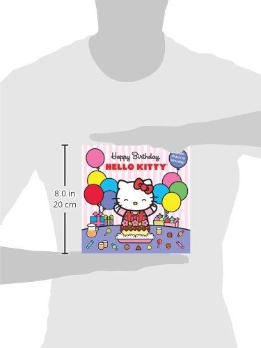 Amazon Happy Birthday Hello Kitty 9781419714665 LTD Sanrio Company Books