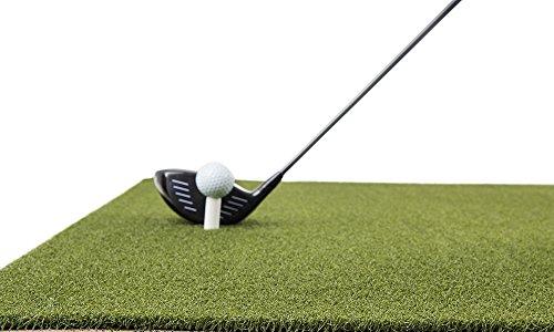 Premium Residential Golf Mat - 5 feet x 5 feet by All Turf Mats (Image #2)