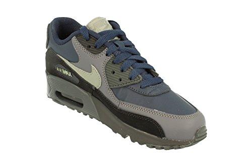 Nike Air Max 90 Ltr Gs Addestratori Correnti Delle Scarpe Da Tennis 833412 Spirito Colore Rosa / Fumo