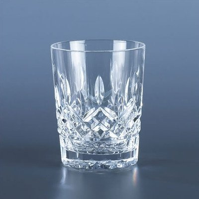 Waterford Crystal Lismore 12-Ounce Double Old Fashion (Waterford Crystal Old Fashioned Glass)