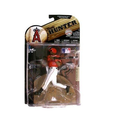 1 Sports Pick Mcfarlane Baseball (McFarlane Toys MLB Sports Picks Series 24 (2009 Wave 1) Action Figure Torii Hunter (Anaheim Angels))