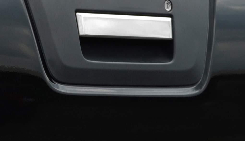 2005-14 Cubierta cromada para manija de puerta trasera para Navara D40