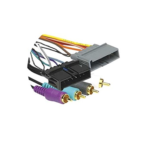 Metra 70-1818 Radio Wiring Harness for Chrysler Amp Integration