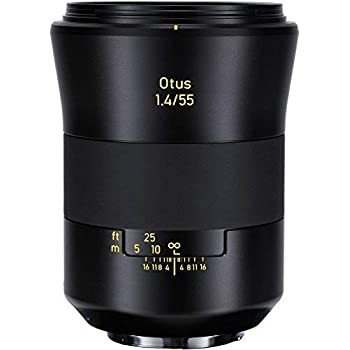 Zeiss 55mm f/1.4 Otus Distagon Manual Focus Lens (Canon EOS-Mount)